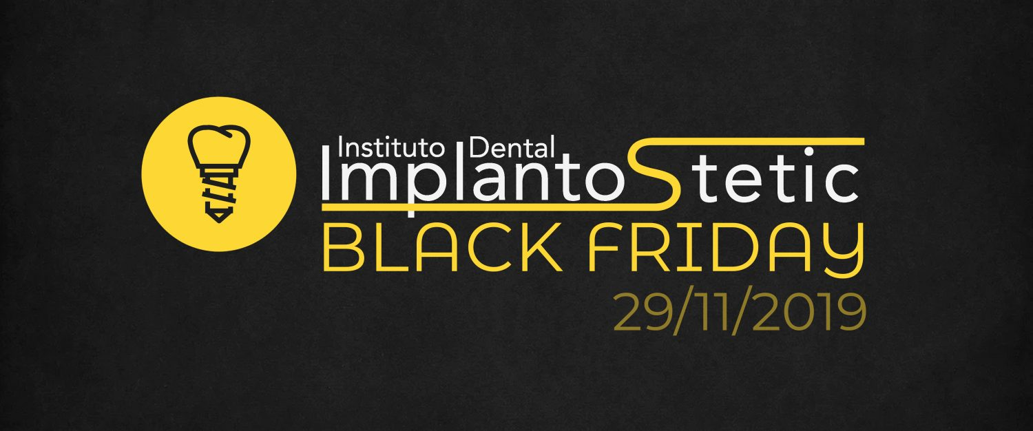 Black Friday 2019 tratamientos dentales